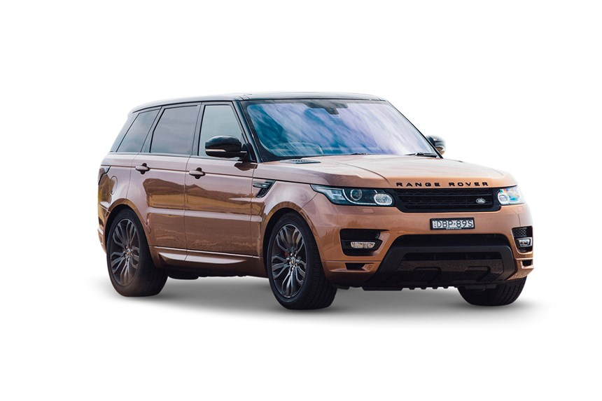 2018 Land Rover Range Sport Si4 HSE Hybrid 20L 4cyl