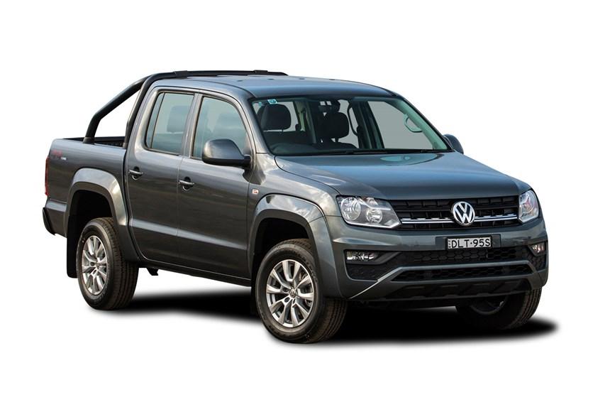 2018 Volkswagen Amarok TDI420 Core Plus (4x4), 2.0L 4cyl ...