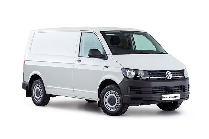 2018 Volkswagen Transporter TDI 450 4MOTION LWB MID Manual 20L Van