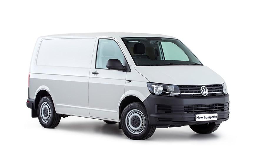 2018 Volkswagen Transporter TDI 450 LWB High Manual 20L Van