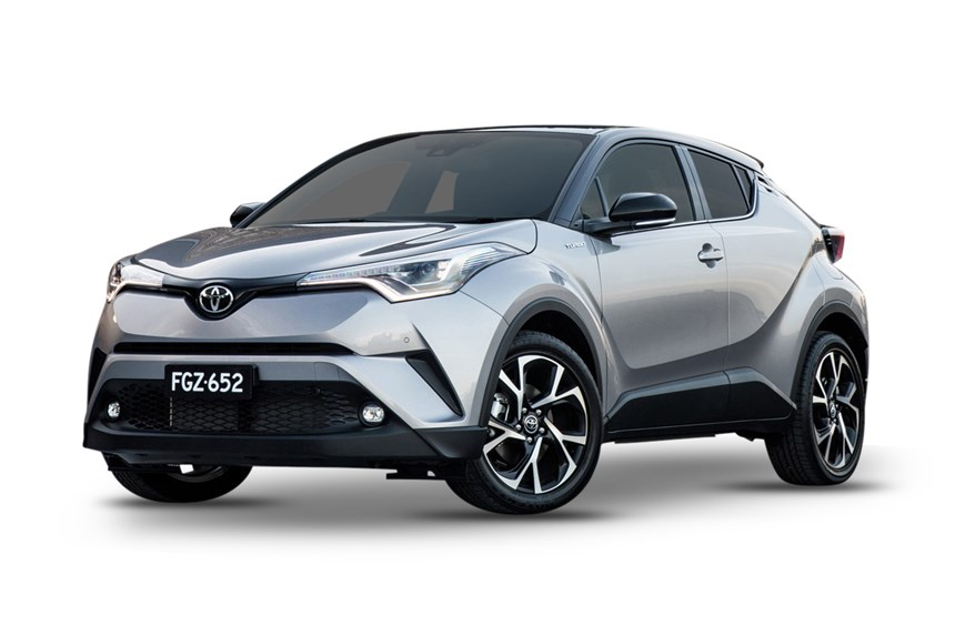 2018 toyota c hr koba 2wd 1 2l 4cyl petrol turbocharged automatic suv. Black Bedroom Furniture Sets. Home Design Ideas