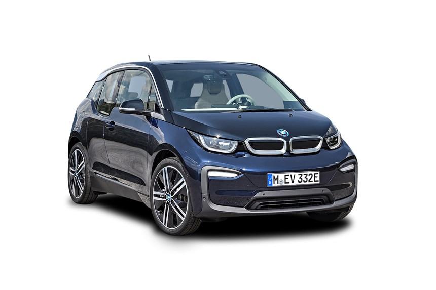 2018 BMW I3 94Ah Automatic 4D Hatchback