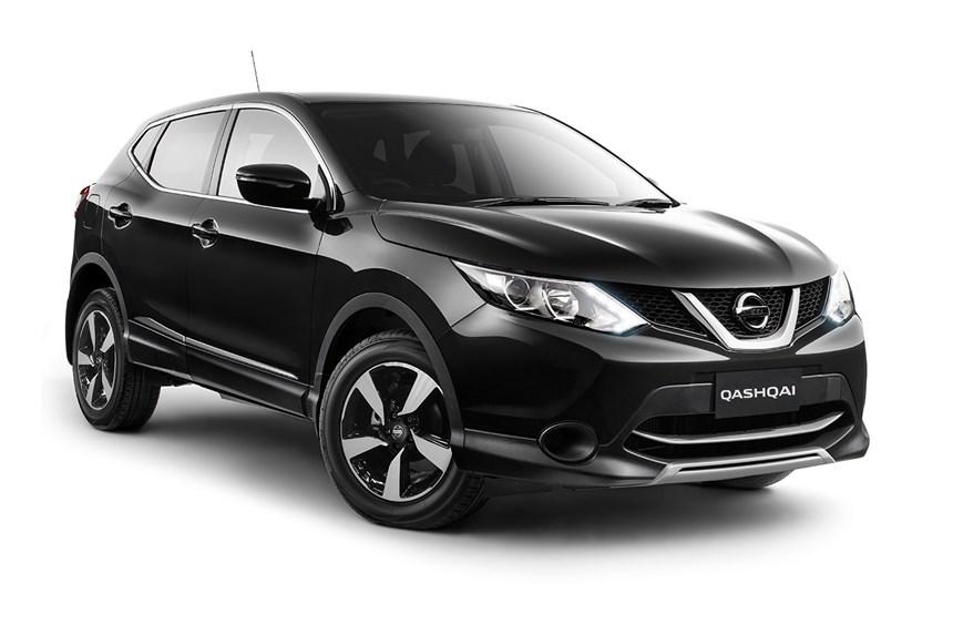 2018 Nissan Qashqai ST-L, 2.0L 4cyl Petrol Automatic, SUV