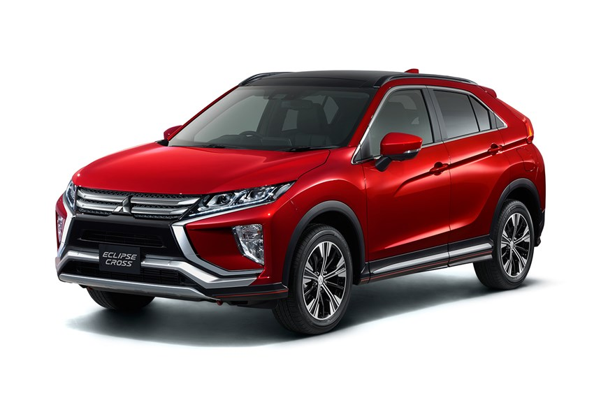2018 Mitsubishi Eclipse Cross Exceed (AWD), 1.5L 4cyl ...