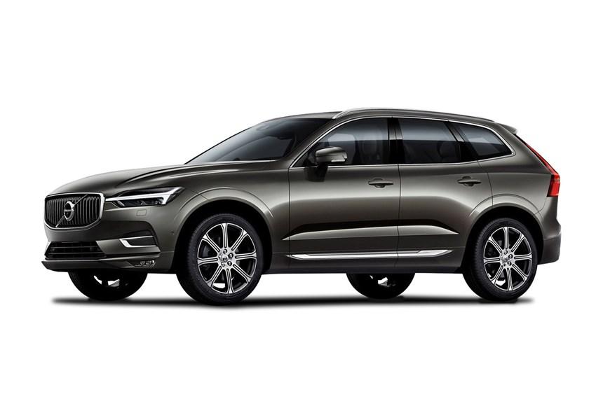 2018 Volvo XC60 T5 Inscription, 2.0L 4cyl Petrol Turbocharged Automatic, SUV