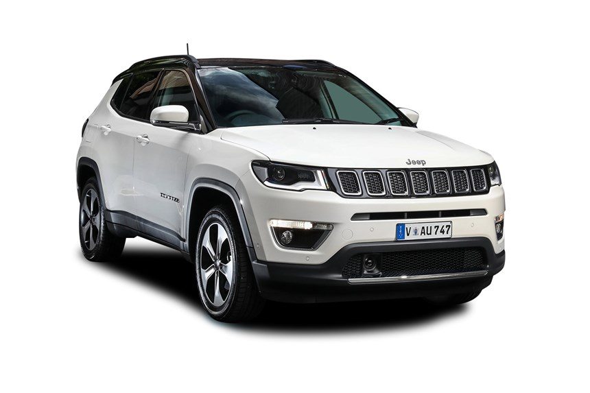 jeep compass limited   cyl petrol automatic suv