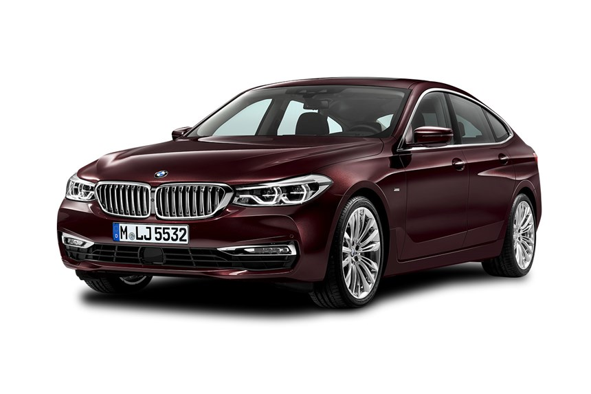 2018 BMW 630i Luxury Line Gran Turismo Automatic 20L 4D Coupe 6 Series