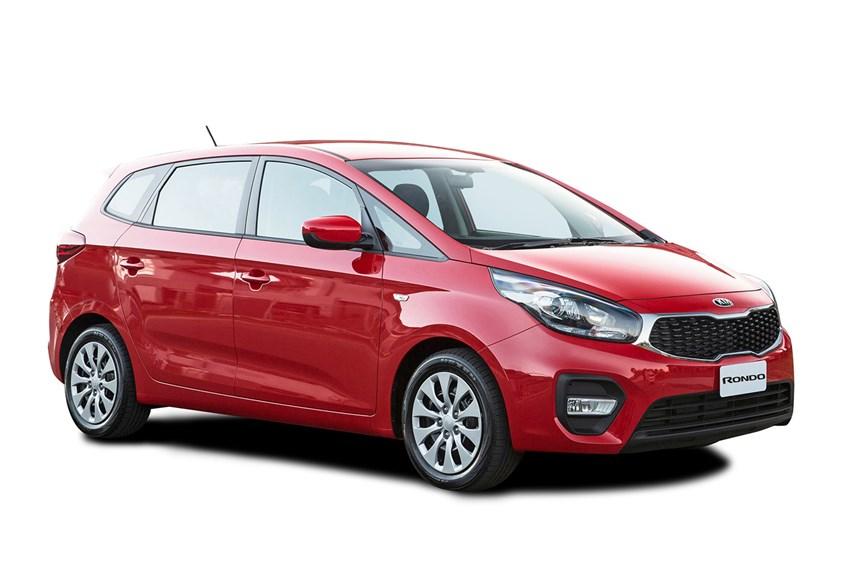 2018 KIA Rondo S, 2.0L 4cyl Petrol Automatic, People Mover