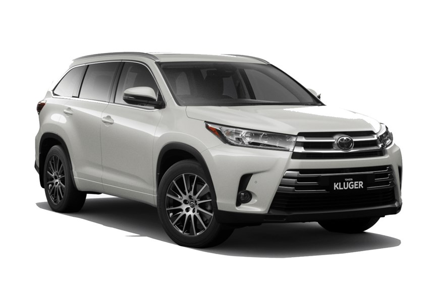 2019 Toyota Kluger Grande (4x4), 3.5L 6cyl Petrol Review and Release Date