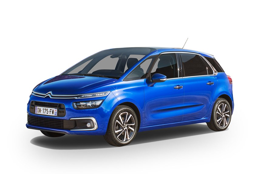 2018 citroen c4 picasso exclusive 1 6l 4cyl petrol turbocharged automatic people mover. Black Bedroom Furniture Sets. Home Design Ideas