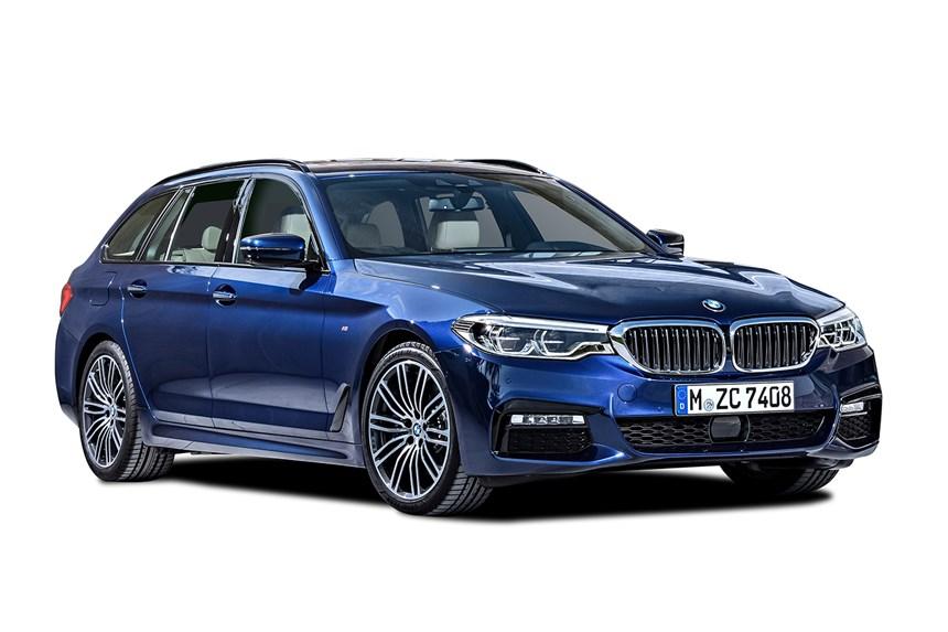2019 Bmw 5 Series 20d Luxury Line 20l 4cyl Diesel Turbocharged