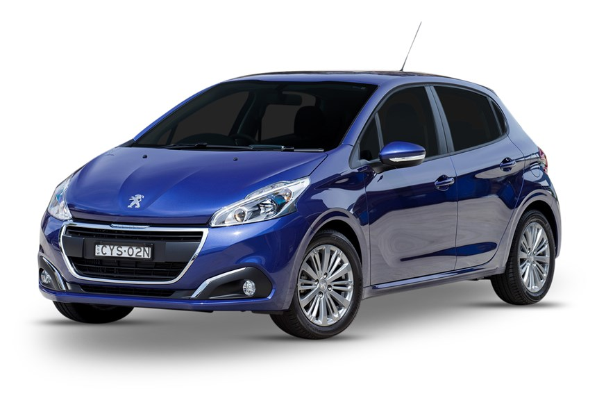 2018 Peugeot 208 Active 1 2l 3cyl Petrol Turbocharged