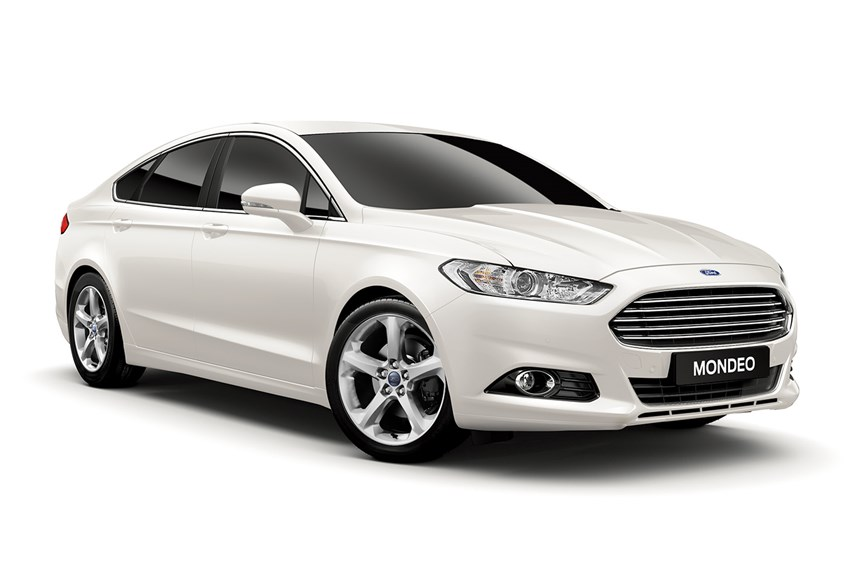 2018 Ford Mondeo Ambiente 2 0l 4cyl Diesel Turbocharged