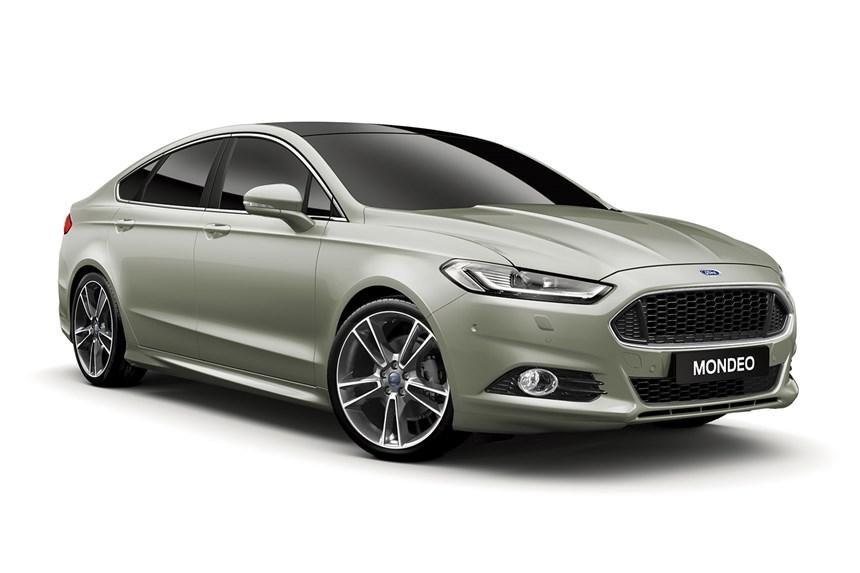 2018 Ford Mondeo Titanium 2 0l 4cyl Petrol Turbocharged