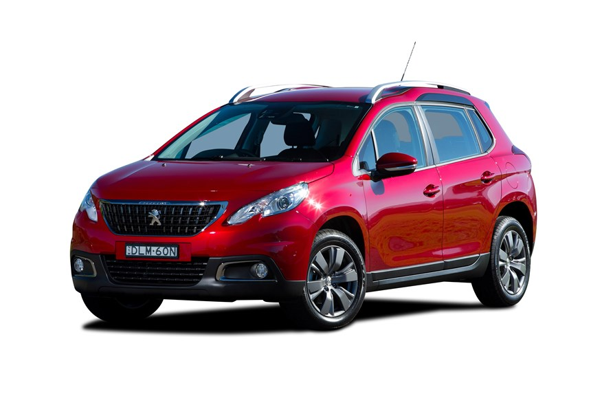 2018 Peugeot 2008, 1.2L 3cyl Petrol Turbocharged Automatic ...