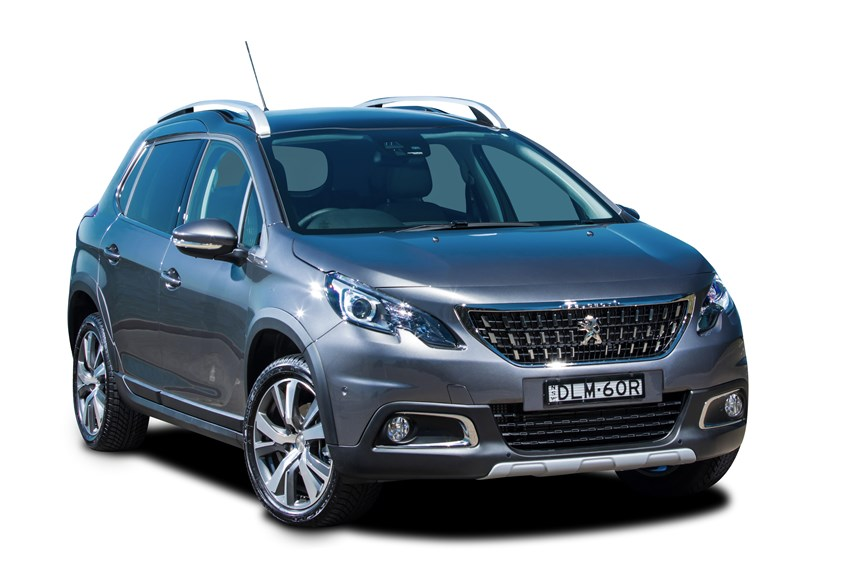 2018 Peugeot 2008 Allure, 1.2L 3cyl Petrol Turbocharged ...