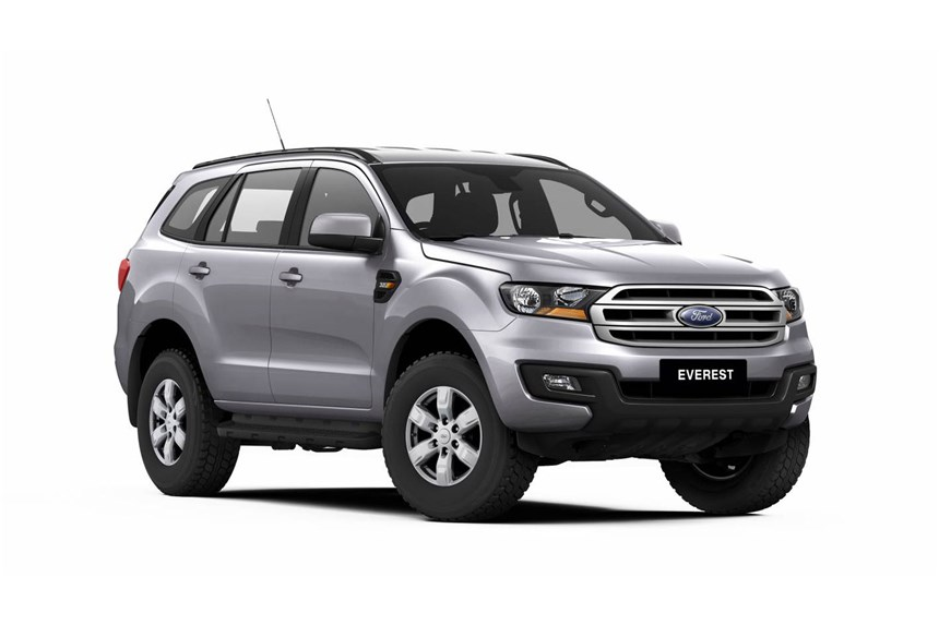2018 Ford Everest Ambiente (RWD 7 Seat), 3.2L 5cyl Diesel ...