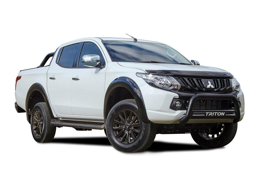 New Mitsubishi Triton 2018 >> 2018 Mitsubishi Triton Gls 4x4 Sports Edt 2 4l 4cyl Diesel
