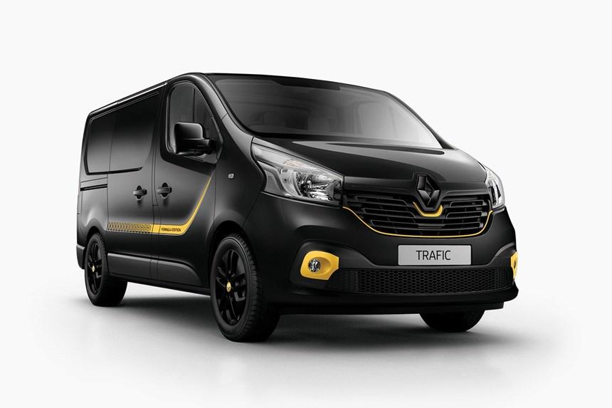 e3fcff2f4b 2018 Renault Trafic Formula EDT LWB Manual 1.6L 4D Van