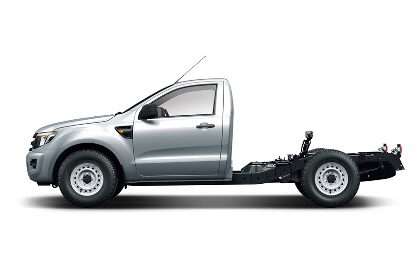 483b8ac0ff ... 2018 Ford Ranger XL 2.2 (4x4) Manual 2.2L C Chas ...