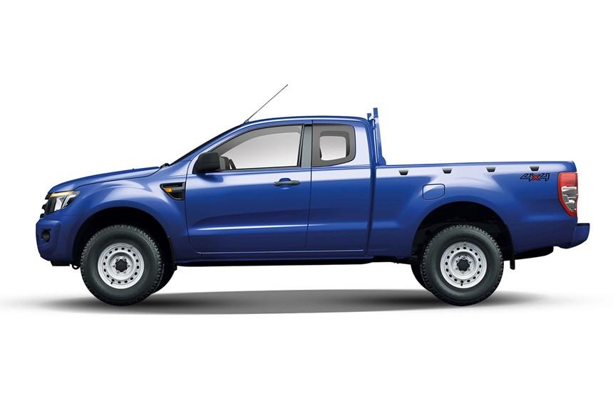 2018 Ford Ranger XL 3.2 (4x4), 3.2L 5cyl Diesel Turbocharged Manual, Ute