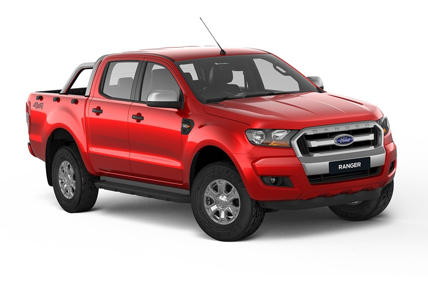 2018 Ford Ranger XLS 2.2 (4x4), 2.2L 4cyl Diesel Turbocharged Automatic, Ute