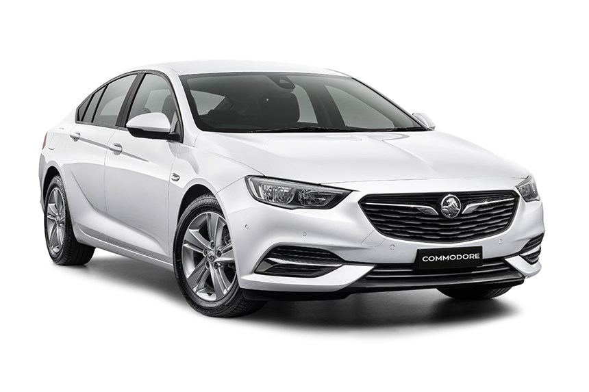 2018 Holden Commodore LT, 2.0L 4cyl Petrol Turbocharged ...