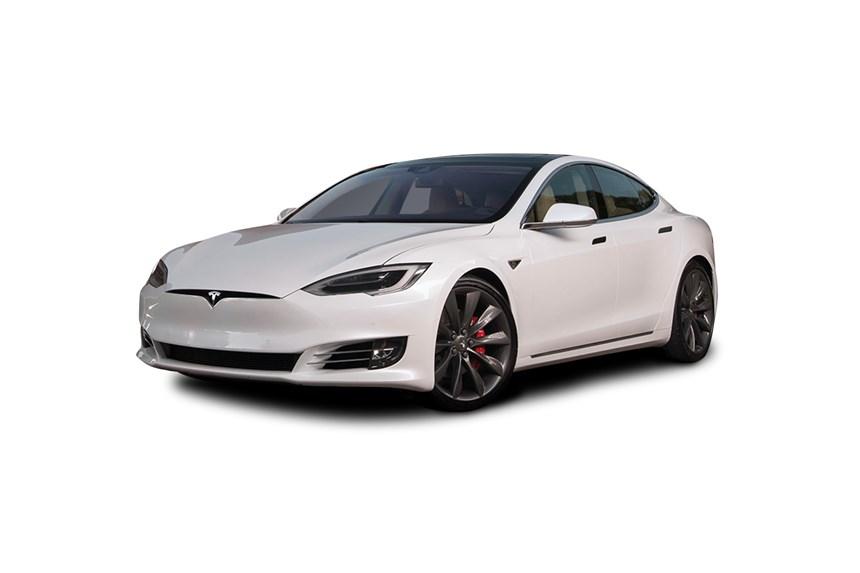 2018 Tesla Model S 75d Electric Automatic Hatchback