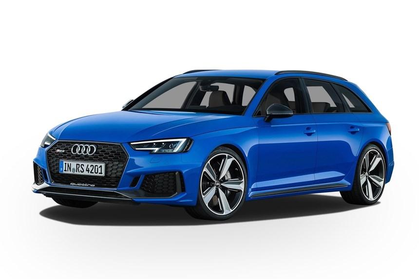 Audi RS Avant Quattro L Cyl Petrol Automatic Wagon - 2018 audi rs4