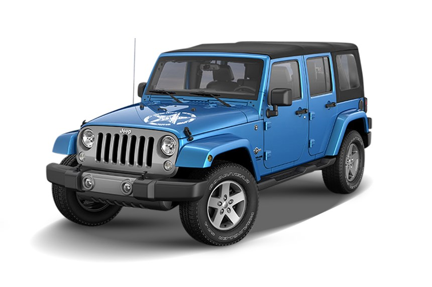 2018 Jeep Wrangler Unlimited Sport (4x4) Automatic 2.8L 4D Softtop