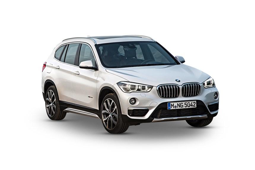 2018 BMW X1 SDrive 18d M Sport Automatic 20L 4D Wagon