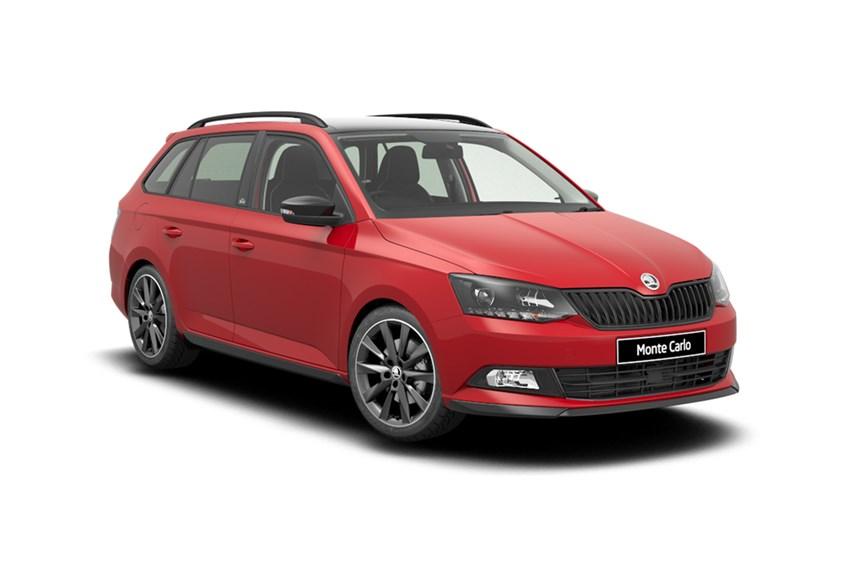 2018 skoda fabia 81 tsi monte carlo 1 0l 3cyl petrol turbocharged automatic wagon. Black Bedroom Furniture Sets. Home Design Ideas