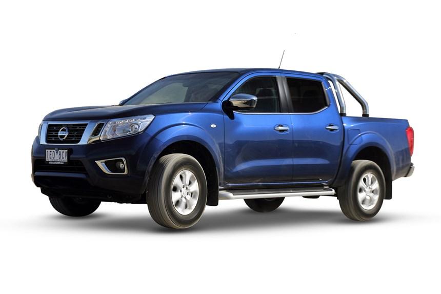 2019 Nissan Navara ST (4x2), 2 3L 4cyl Diesel Turbocharged