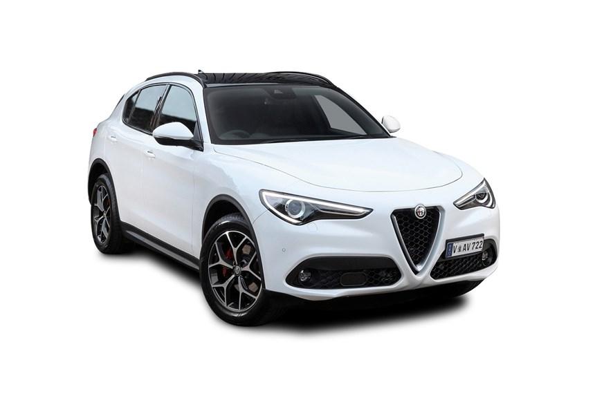 Alfa Romeo Stelvio First Edition >> 2018 Alfa Romeo Stelvio First Edition 2 0l 4cyl Petrol