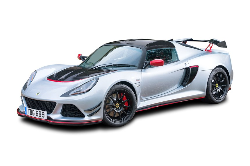 2018 Lotus Exige Sport 380 35l 6cyl Petrol Supercharged Manual
