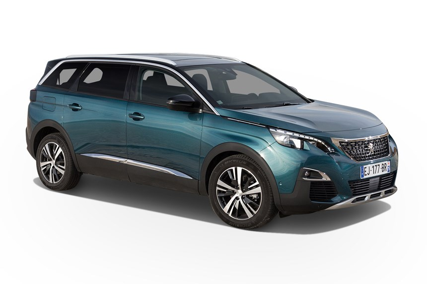2018 Peugeot 5008 Gt 2 0l 4cyl Diesel Turbocharged Automatic Suv