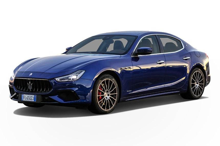 2019 Maserati Ghibli D GranSport, 3.0L 6cyl Diesel ...