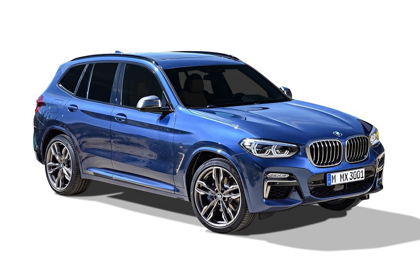 2018 BMW X3 M40i Automatic 30L 4D Wagon
