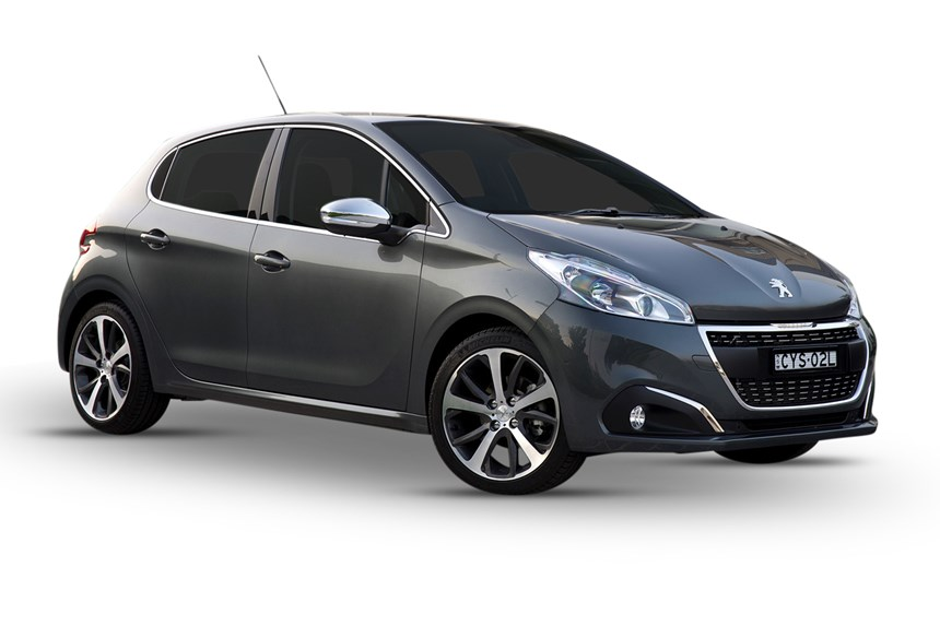 2018 Peugeot 208 Allure 1 2l 3cyl Petrol Turbocharged