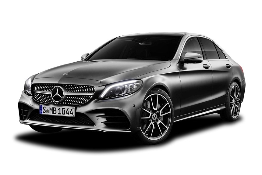 2018 Mercedes-Benz C350 e (Hybrid), 2.0L 4cyl Hybrid ...