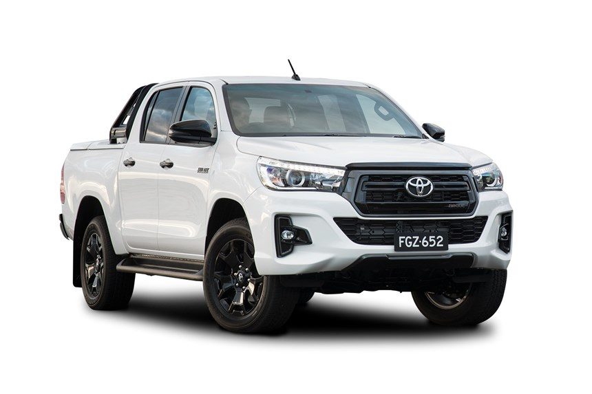 2018 Toyota Hilux Rogue 4x4 2 8l 4cyl Diesel Turbocharged