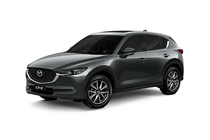 2018 Mazda CX-5 GT (4x4), 2.5L 4cyl Petrol Automatic, SUV