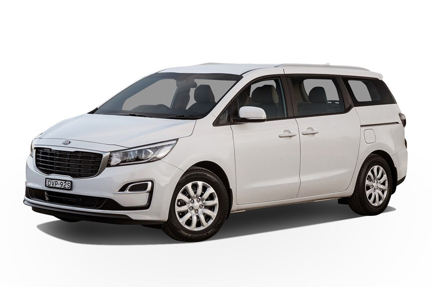 2018 Kia Carnival S 2 2l 4cyl Diesel Turbocharged Automatic People