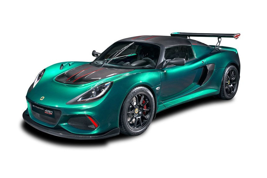 2018 Lotus Exige Cup 430, 3.5L 6cyl Petrol Supercharged Manual, Convertible
