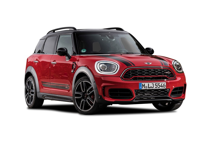 2019 Mini Countryman John Cooper Works All 4 20l 4cyl Petrol