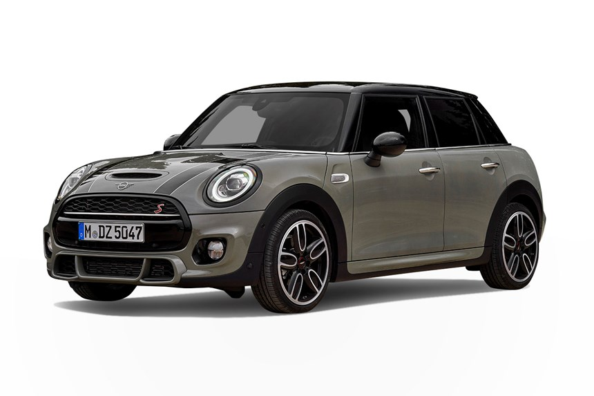 2019 Mini Clubman Cooper 15l 3cyl Petrol Turbocharged Automatic Wagon