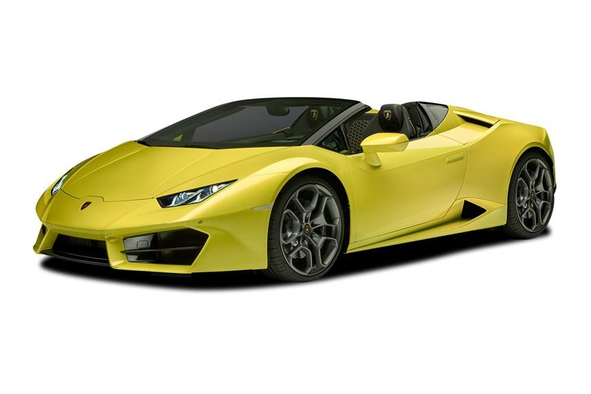 2019 Lamborghini Huracan Lp 580 2 Spyder Rwd 5 2l 10cyl Petrol