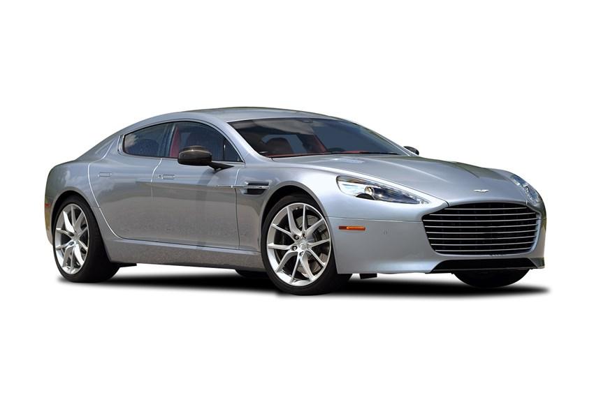Aston Martin Rapide S L Cyl Petrol Automatic Sedan - 2018 aston martin rapide s