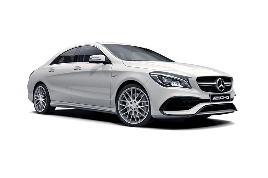 2019 Mercedes Amg Gla 45 4matic Night Edition 2 0l 4cyl Petrol