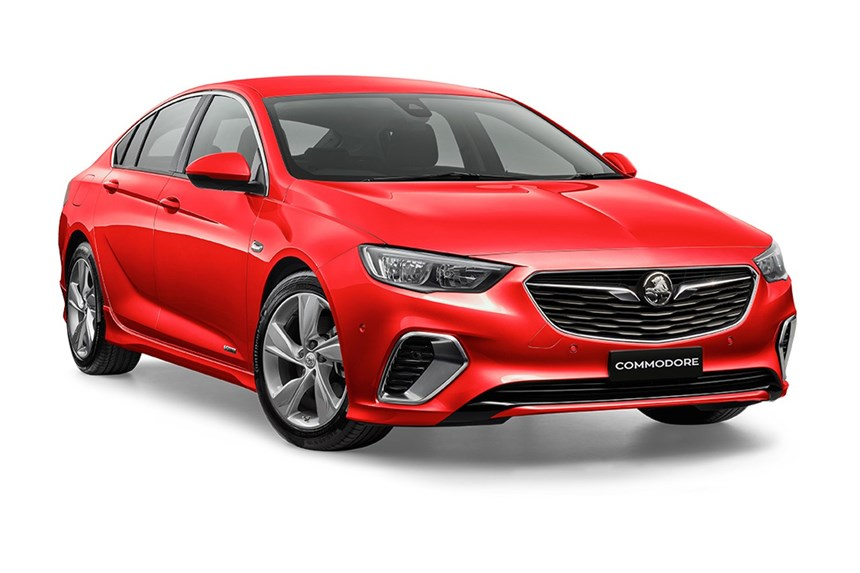 2019 Holden Commodore RS-V (5YR), 3.6L 6cyl Petrol ...